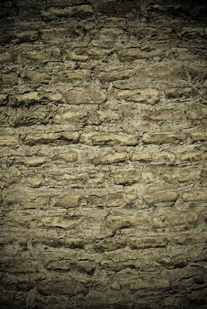 highly detailed grunge brick background photo