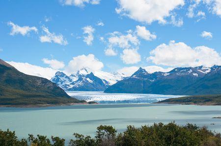 crumbling: Perito Moreno Glacier, Patagonia, Argentina