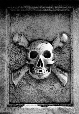 skull and  crossbones photo
