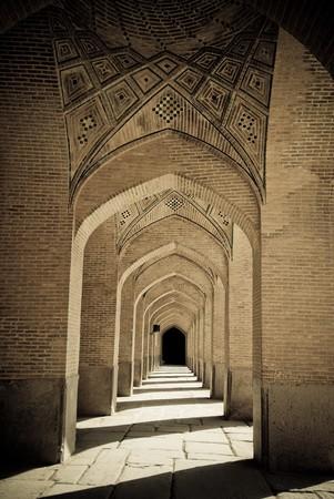 Vakil-Moschee, Shiraz, Iran Standard-Bild