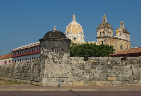 colombia: Streets of Cartagena, Colombia