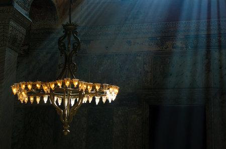 sophia: Hagia Sophia interior, Istambul, Turkey
