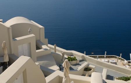 Oia village at Santorini island, Greece Stock Photo - 7722775
