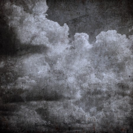 grunge cloudy sky, perfect halloween background Stock Photo - 7970645