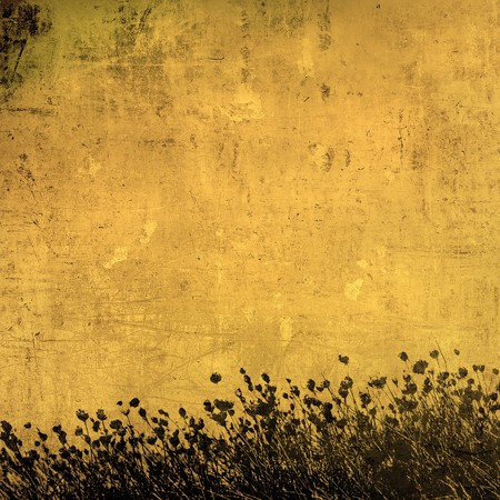 grunge image of grass, perfect halloween background Stock Photo - 8073594