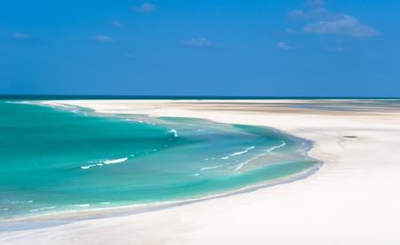 Detwah lagoon, Socotra island, Yemen photo