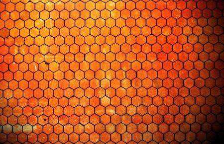 highly detailed grunge tiled background photo
