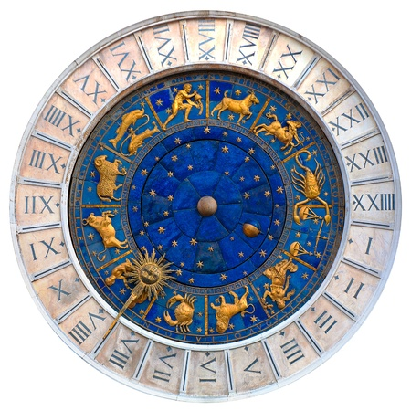 venetian clock photo