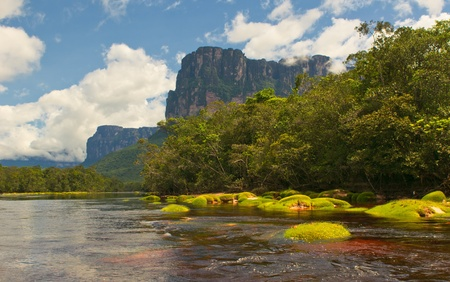 Canaima National Park, Venezuela photo