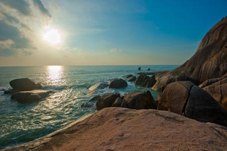 Lamai Beach, Koh Samui, Thailand photo
