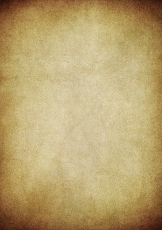 background grunge: vintage paper with space for text or image Stock Photo