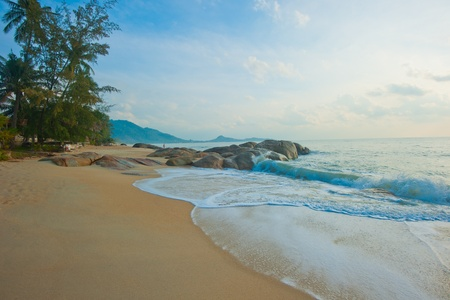 Lamai Beach, Koh Samui, Thailand photo