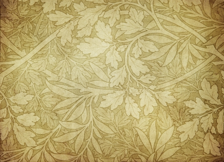 sehr detaillierte Bild des Grunge vintage wallpaper