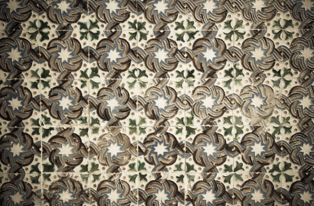 wall mural: Tile background