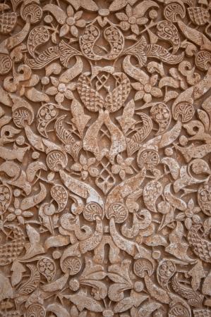 グラナダ: アルハンブラ宮殿, グラナダ, スペインのインテリア