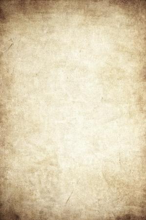 parchemin: papier de cru avec un espace pour le texte ou l'image
