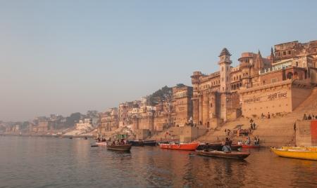 Heiligen Stadt Varanasi, Indien