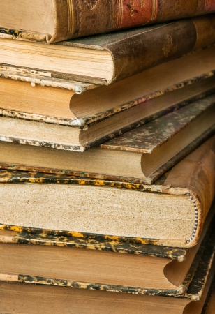 bookish: old books