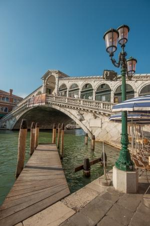 Rialto bridge, Venice, Italy Stock Photo - 19832610
