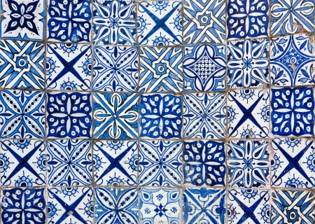 moroccan culture: moroccan tile background