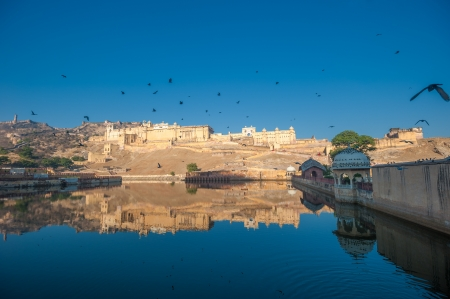 amber fort: Amber fort, Jaipur, India