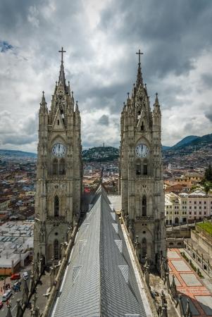 ecuadorian: Basilica del Voto Nacional, Quito, Ecuador