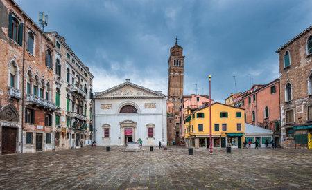 Campo San Maurizio, Venice, Italy Stock Photo - 23004621