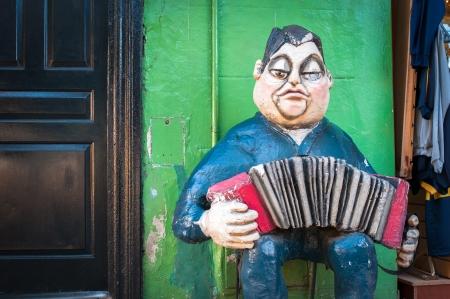 La Boca neigborhood, Buenos Aires, Argentina photo