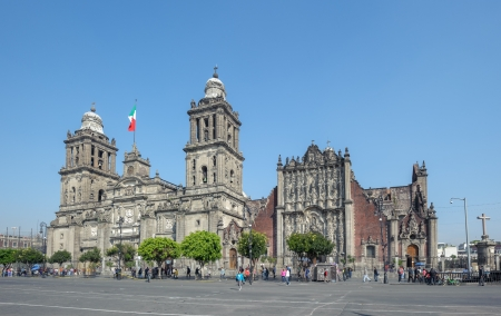 metropolitan: Metropolitan Cathedral of the Assumption of Mary of Mexico City