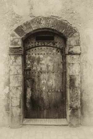 puertas viejas: Puertas antiguas, Marruecos