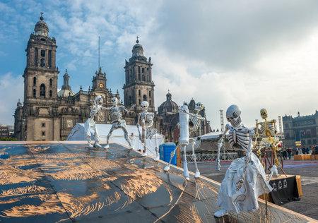 dia de muertos: Día de la ciudad muertos en México, Día de los Muertos