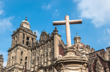 assumption: Metropolitan Cathedral of the Assumption of Mary of Mexico City