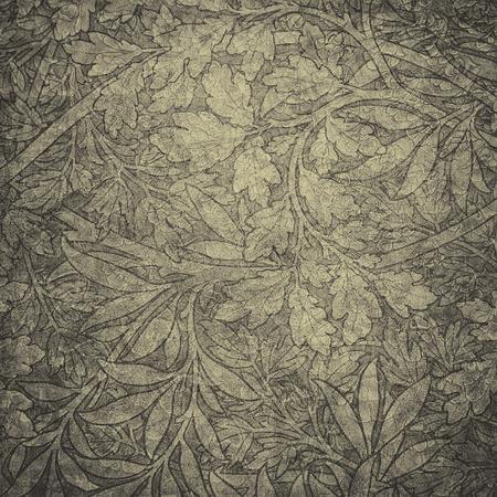 highly detailed image of grunge vintage wallpaper 스톡 콘텐츠