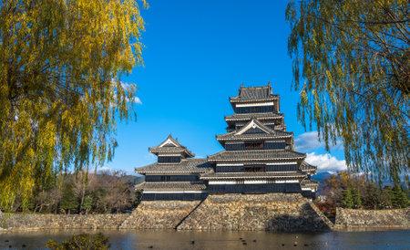 matsumoto: Matsumoto castle, national treasure of Japan
