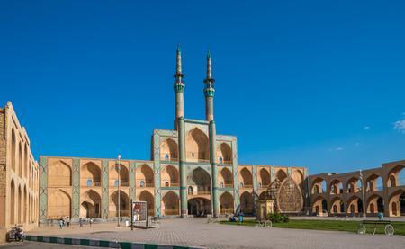 iran: Amir Chakhmaq Complex in Yazd, Iran