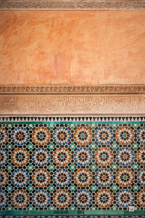 tile background: moroccan tile background