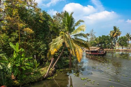 alappuzha: Backwaters of Kerala, India