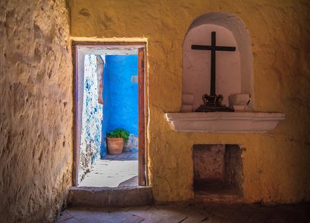 catalina: Santa Catalina Monastery, Arequipa, Peru