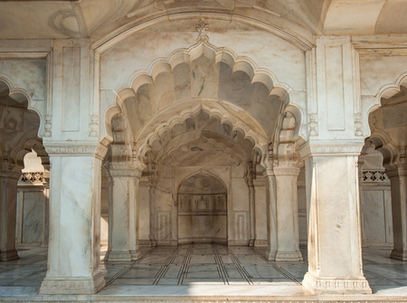 Nagina Mosque in Agra Fort, Uttar Pradesh, India