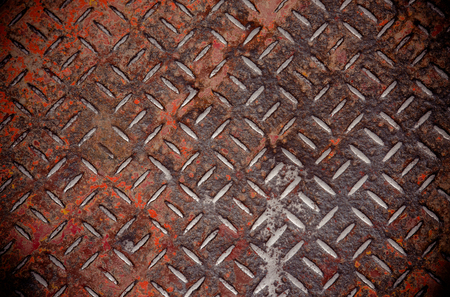 rust metal: highly detailed image of grunge background Stock Photo