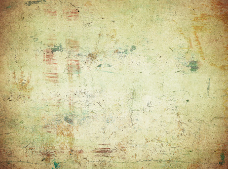 distressed paper: grunge background with space for text or image