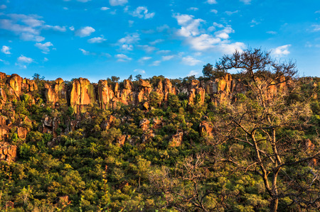 Waterberg plateau and the national park, Namibia Imagens