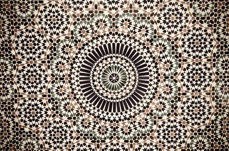 moroccan tile background Stok Fotoğraf - 85095639