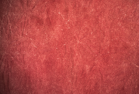 red vintage paper with space for text or image Stock Photo