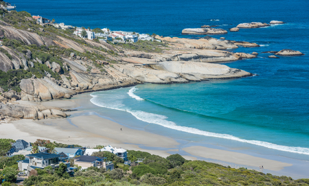 Llandudno beach near Cape Town, South Africa