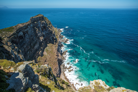 Cape point, Cape Peninsula, South Africa Stock Photo