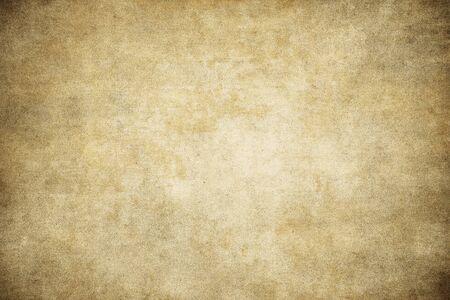 Vintage Papier Textur. Hochauflösender Grunge-Hintergrund.