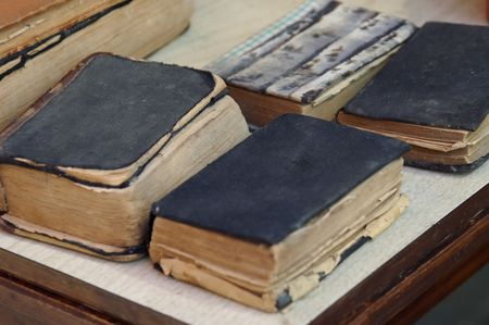 talmud: old books - the source of a knowledge, prays