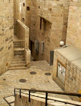 via dolorosa - the last jesus way in jerusalem photo
