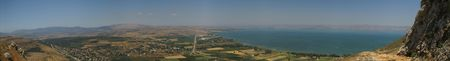 galilee: Mountains and nature in Galilee, Israel - travel vacation in  Middle East